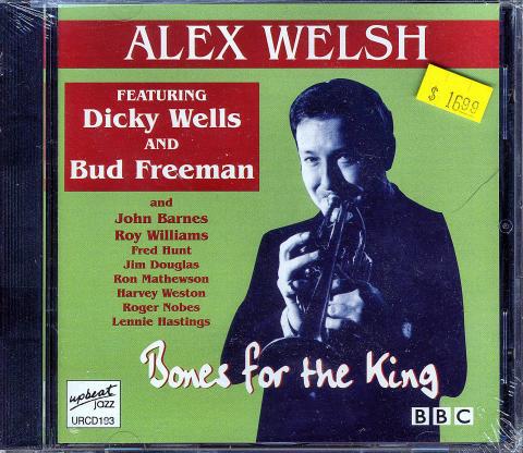 Alex Welsh CD