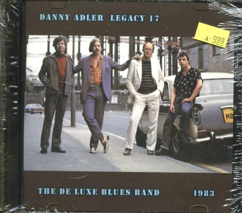 Danny Adler CD