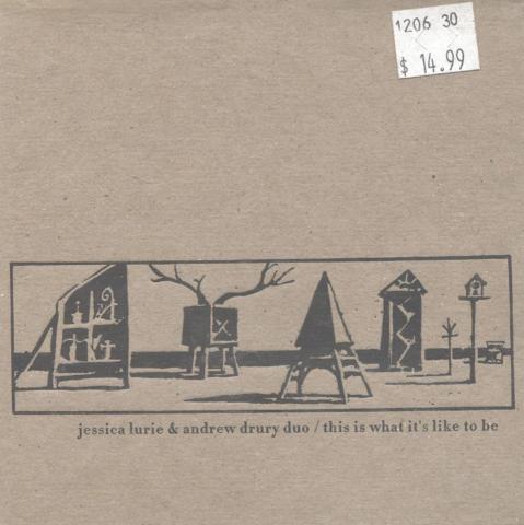 Jessica Lurie CD
