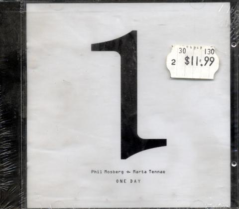 Phil Mosberg CD