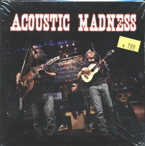 Acoustic Madness CD