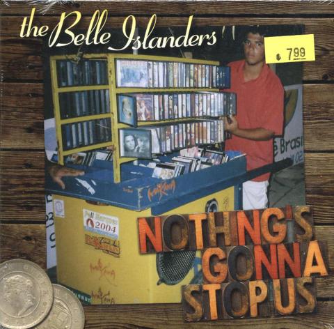 Belle Islanders CD