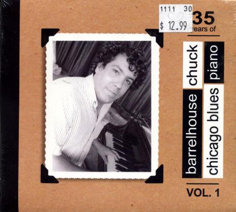 Barrelhouse Chuck CD