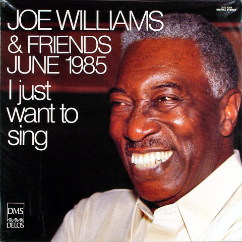 """Joe Williams & Friends Vinyl 12"""""""