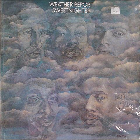 """Weather Report Vinyl 12"""""""
