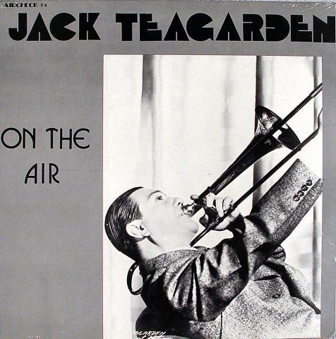 "Jack Teagarden Vinyl 12"""