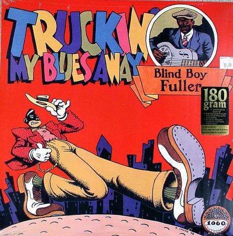 """Blind Boy Fuller Vinyl 12"""""""