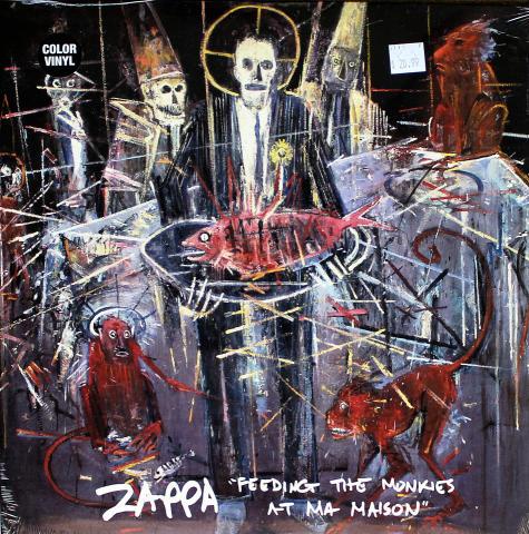"""Frank Zappa Vinyl 12"""""""