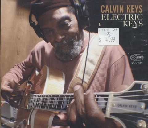 Calvin Keys CD