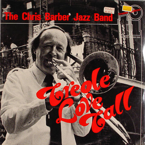 "The Chris Barber Jazz Band Vinyl 12"""