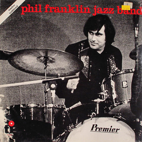 "Phil Franklin Jazz Band Vinyl 12"""