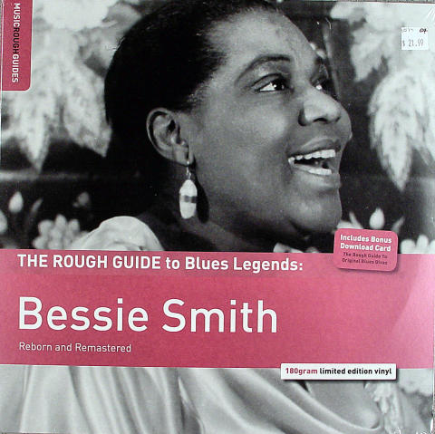 Bessie Smith Vinyl 12""