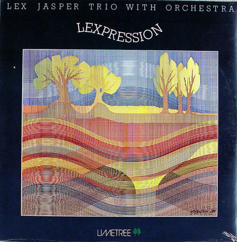 "Lex Jasper Trio With Orchestra Vinyl 12"""