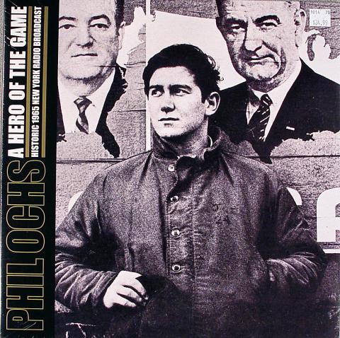 """Phil Ochs Vinyl 12"""""""