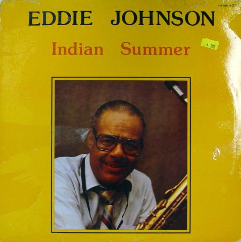 "Eddie Johnson Vinyl 12"""