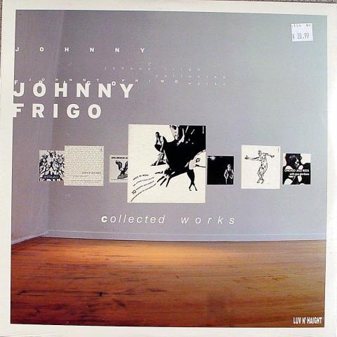 """Johnny Frigo Vinyl 12"""""""
