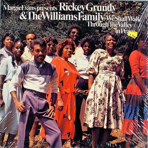 "Ricky Grundy Vinyl 12"""