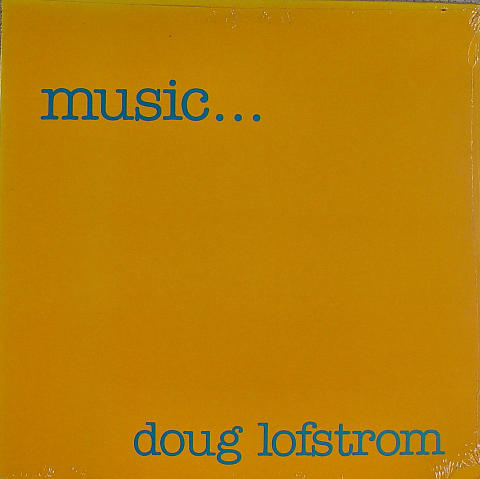 "Doug Lofstrom Vinyl 12"""