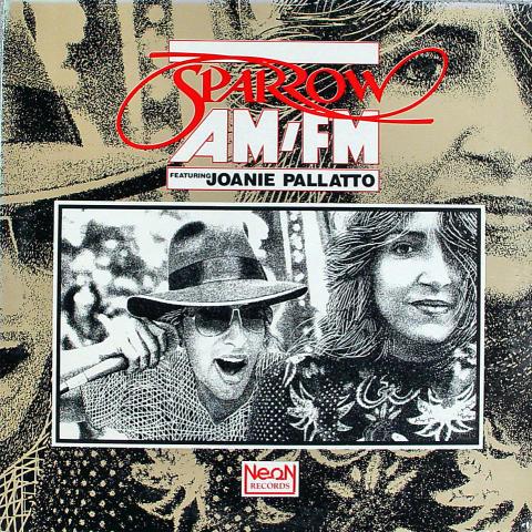 """Sparrow AM/FM Vinyl 12"""""""