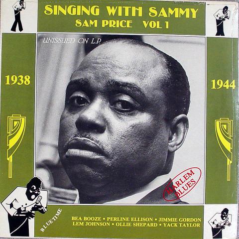 """Sam Price Vinyl 12"""""""