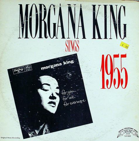 """Morgana King Vinyl 12"""""""