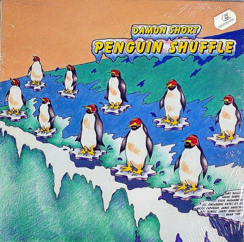 "Damon Short Vinyl 12"""