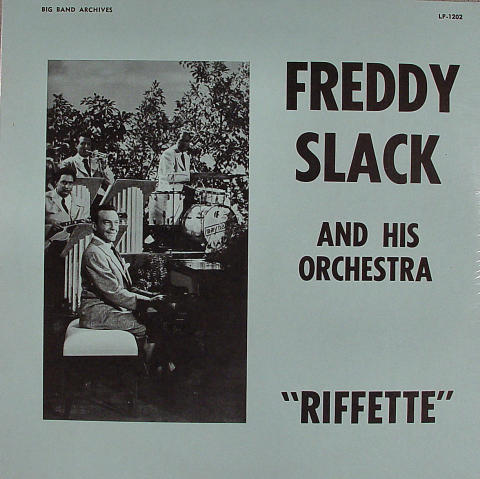 Freddy Slack and His Orchestra Vinyl 12""