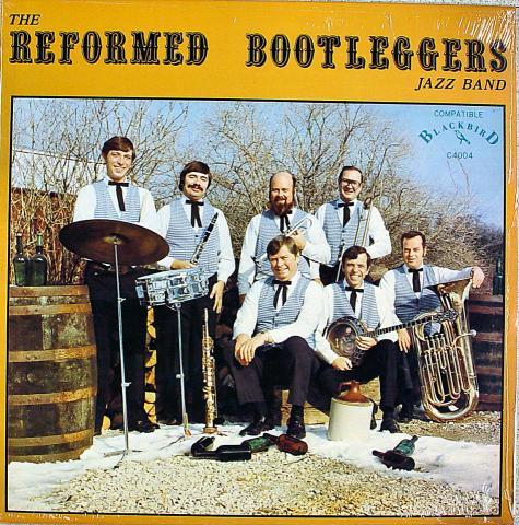 """Reformed Bootleggers Jazz Band Vinyl 12"""""""