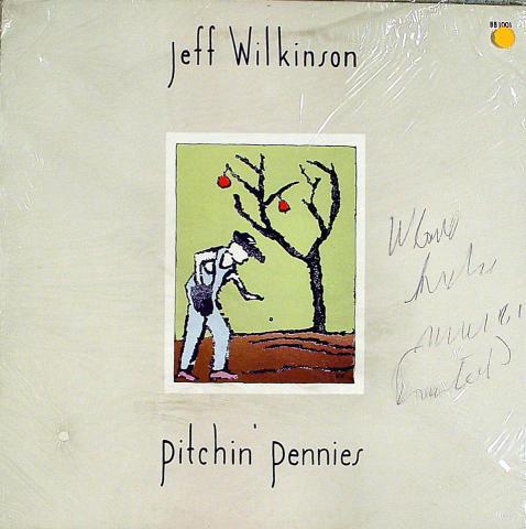 """Jeff Wilkinson Vinyl 12"""""""