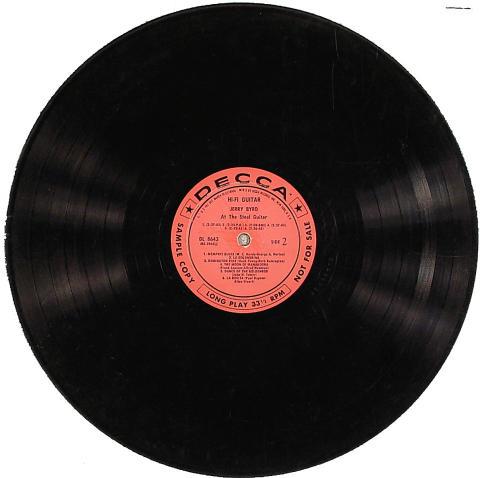 """Jerry Byrd Vinyl 12"""""""
