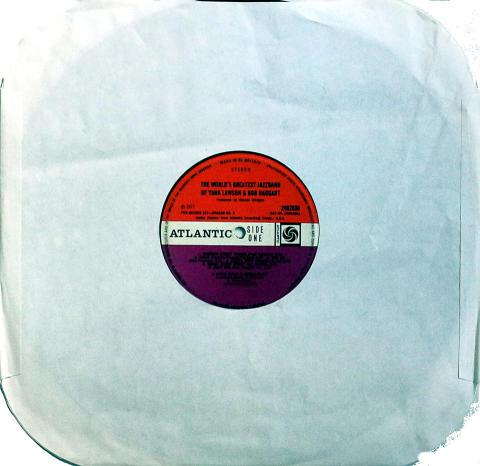 "The World's Greatest Jazz Band Of Yank Lawson And Bob Haggart Vinyl 12"""