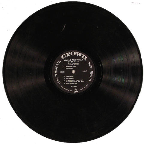 "Victor Young Vinyl 12"""