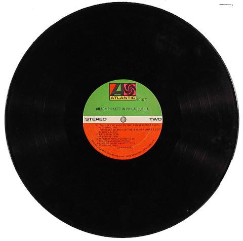 """Wilson Pickett Vinyl 12"""""""