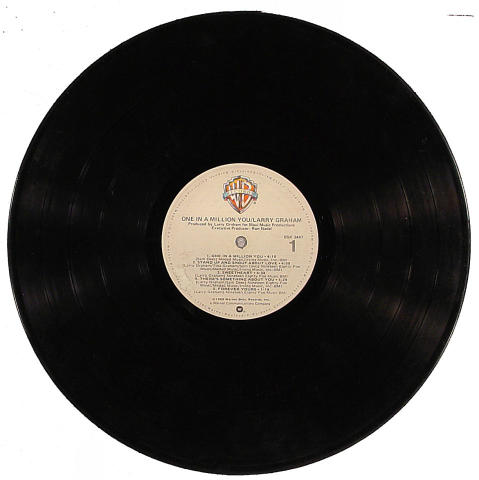 "Larry Graham Vinyl 12"""
