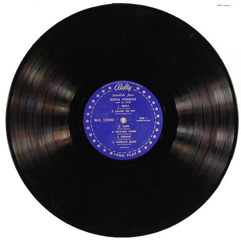 """Gosta Theselius And All Stars Vinyl 12"""""""