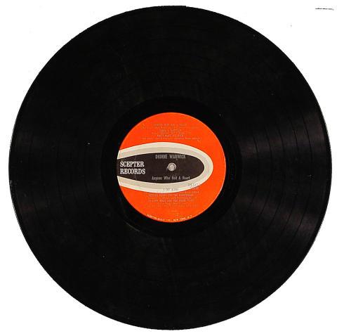 """Dionne Warwick Vinyl 12"""""""