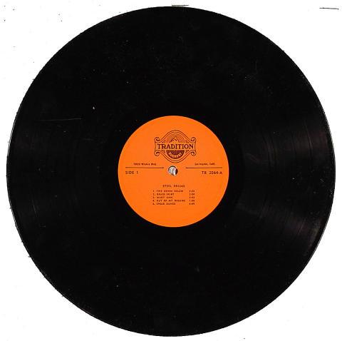 """Steel Drums Vinyl 12"""""""