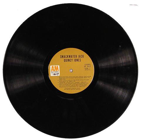 """Quincy Jones Vinyl 12"""""""