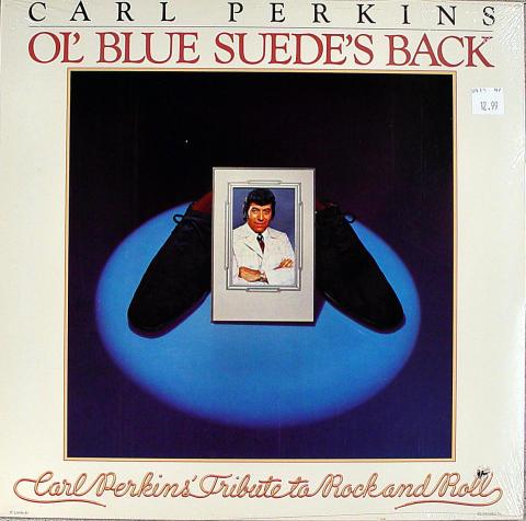 "Carl Perkins Vinyl 12"""