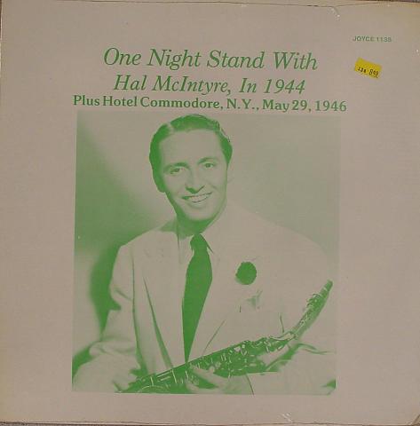 """Hal McIntyre Vinyl 12"""""""