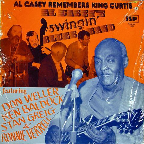 """Al Casey Vinyl 12"""""""