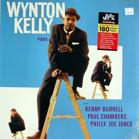 """Wynton Kelly Vinyl 12"""""""