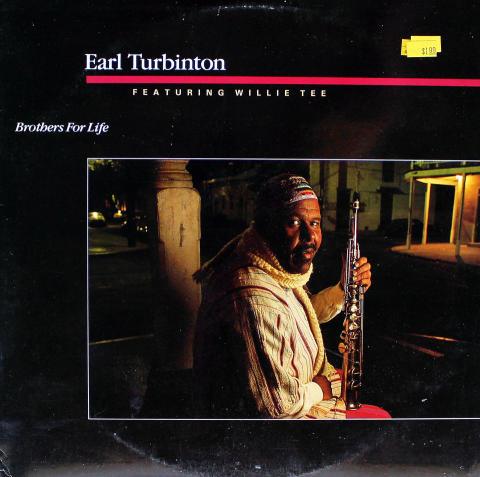 """Earl Turbinton Vinyl 12"""""""