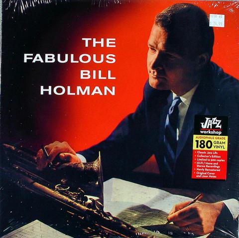 """Bill Holman Vinyl 12"""""""