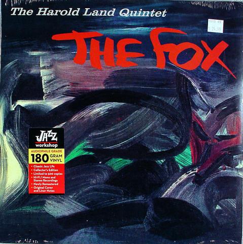 """Harold Land Quintet Vinyl 12"""""""