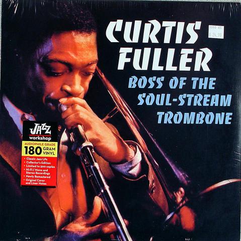 "Curtis Fuller Vinyl 12"""