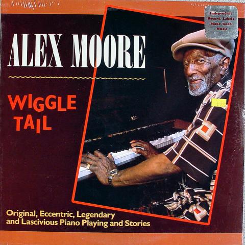 "Alex Moore Vinyl 12"""