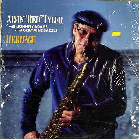 """Alvin """"Red"""" Tyler Vinyl 12"""""""