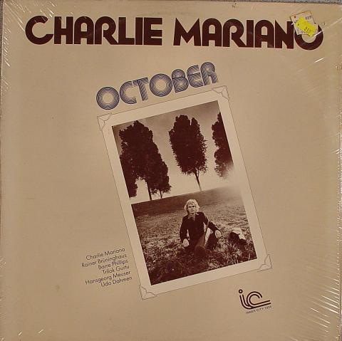 """Charlie Mariano Vinyl 12"""""""