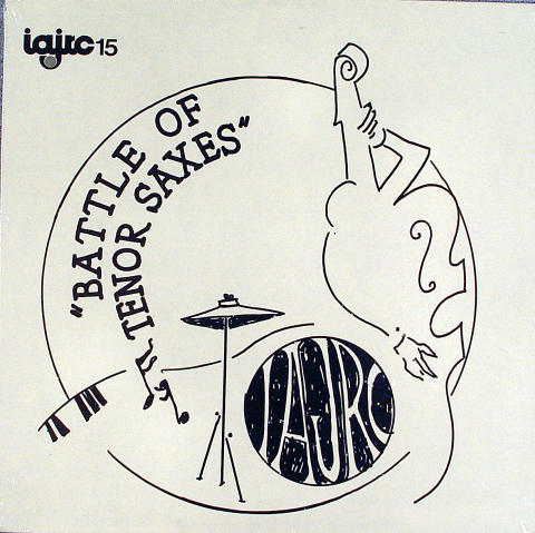 """Battle of Teno Saxes Vinyl 12"""""""
